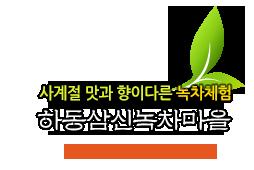 하동삼신녹차마을 055-880-2767
